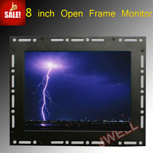 open frame 7 inch touch screen lcd monitor for car pc