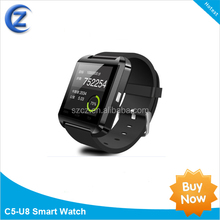 Dual SIM Touch screen input 2013 New Watch phone