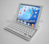 Mobile Bluetooth Keyboard Hard Case cover for iPad mini