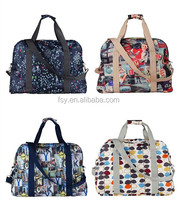 china supplier wholesale colorful flowers handbags bags travel