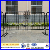 DM free standing barricade fence (Made in China)