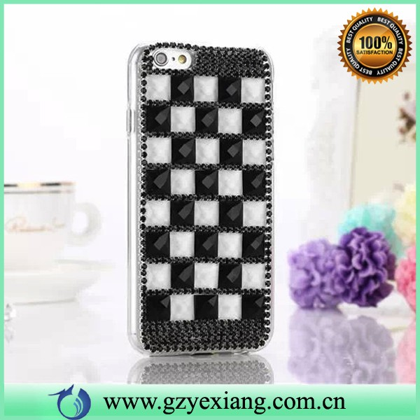 crystal bling phone case for mobile phone cover for iphone 4 for iphone 5 diamond case