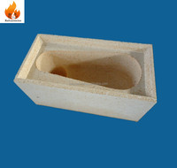 85% andalusite high alumina precast block