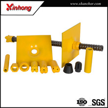 China super strength civil and structural engineering tool hollow threaded bar soil nail with good price