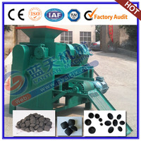Hot sale coconut shell charcoal briquette processing machine