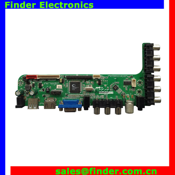 LCD LED V59 Universal LCD TV Main Mother/Controller Board