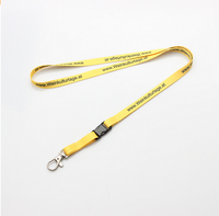 Free sample custom multi color cheap customized promotional lanyards for sale