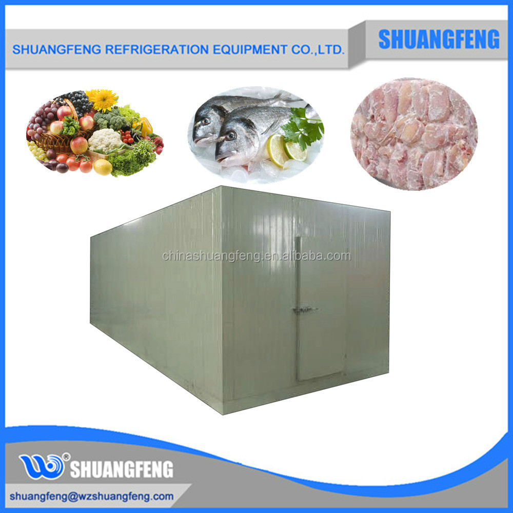 Meat Frozen Cold Room, Cold Storage