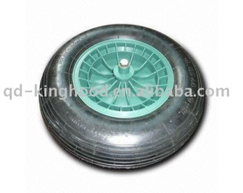 China pneumatic rubber wheel supplier TOP QUALITY&LOW PRICE