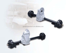 electric vehicle rear axles with gear box , for golf carts, trikes