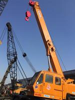 Used Rough Terrain Crane 25 Ton For Hot Sale , KR25H Kato Rough Crane