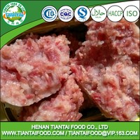 sterilized process salt mutton in can