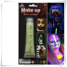 Magic dark in glow face body paint face paint