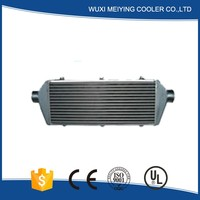 Serviceable plate and bar universal turbo car high performance intercooler and kits own factory
