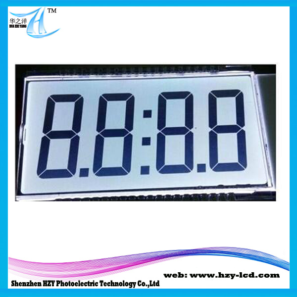 LCD TN For Voltmeter & Ammeter LCD Display TN Type LCD Displays