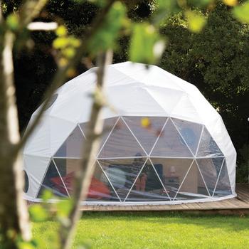 Best Supplier Garden Igloo / Garden Igloo Tent / Glass Igloo For Garden & Dome Tent Dome Tent direct from Guangzhou Hengnuo Tent Technology ...
