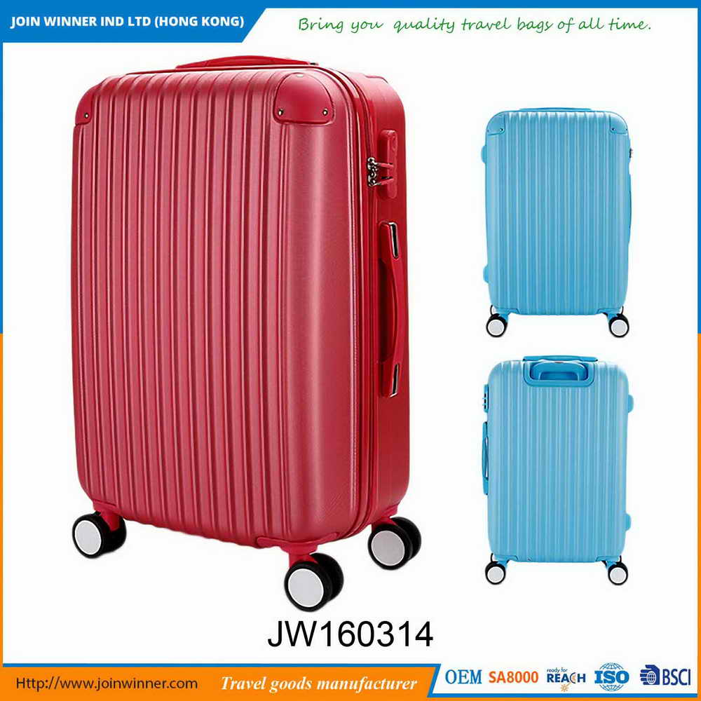 Factory Direct Custom Logos Hard Case Luggage Reviews 5 Years Warranty