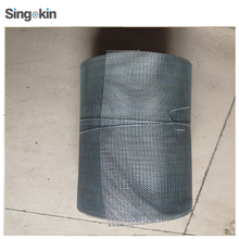 factory manufacture galvanized steel crimped wire mesh