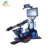new electronic amusement park games machine 9d vr standing platform, children and adults game equipment