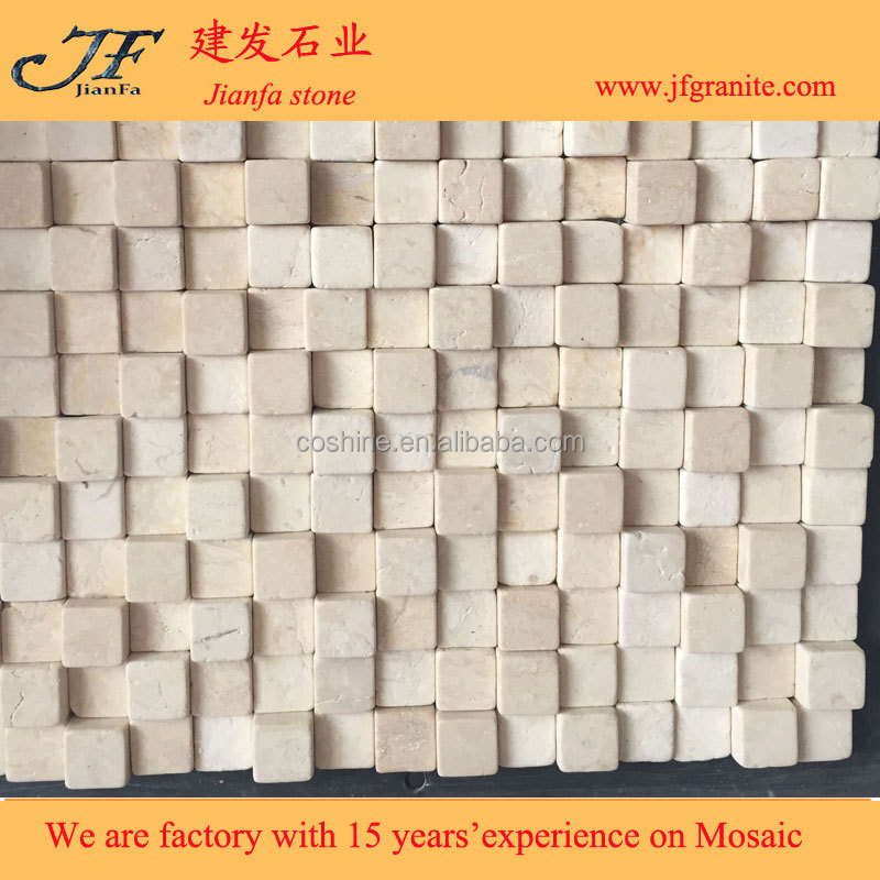 2016 Interior cheap cultured stone, Stone mosaic, Kitchen background tile