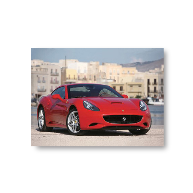 China Supplier Home Decorative Fancy Photo To 3d Cool Car Poster