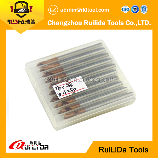 Round handle shocks magnetic drills used for glass