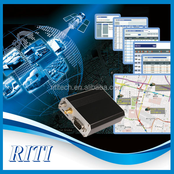 Vehicle GPS tracker/trackr/locator with RS232/Multiple I/O Pins/FREE SOFTWARE