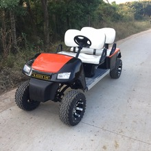 Latest electric high quality off road buggy golf carts