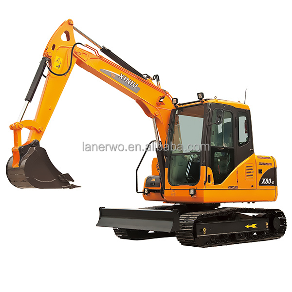 Customized largest excavator With Promotional Price