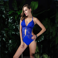2016 Bud silk sexy one piece swimwear