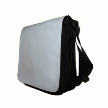 New arrival casual messenger bag hot selling dye sublimation blank messenger bag