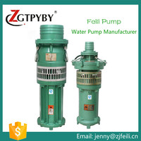 Water Submersible Pump 7.5hp Submersible Pump for Water Fountain