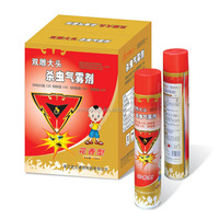 Household product China spray household oil based water aerosol insecticide anti mosquito spray