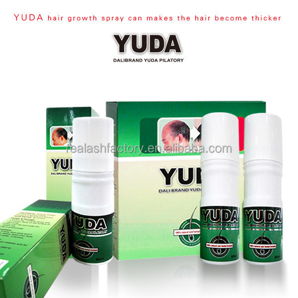 World famous hair regrowth shampoo OEM yuda pilatory
