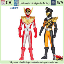Custom make your own design 6'' tall pvc vinyl action figures, plastic realistic movable action figure factory