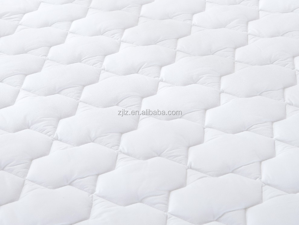 Cotton Cover Silk Filling Fitted Sheet Factory Supplier Mattress Cover