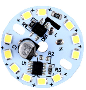 DOB AC220V 12W led integrated module for led bulb downlight Driver on Board driverless pcb board