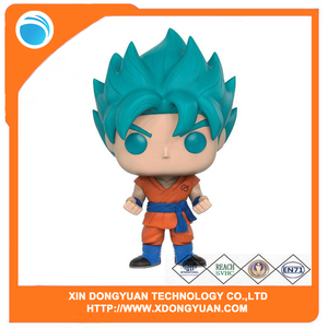 Funko Pop Dragonball Z God Super Saiyan Goku Exclusive Figure