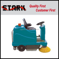 China supplier mechanical floor sweeper road sweeping machine