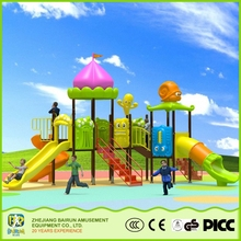 Paradise Series Kids Games Alibaba China Suppliers 2015 LLDPE Children Outdoor Playset