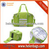 Newest insulated cooler bag deluxe picnic lunch bag