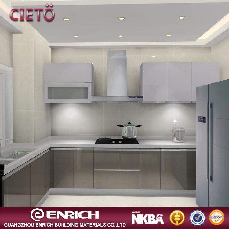 kitchen cabinet uv painting kitchen cabinet high gloss kitchen cabinet