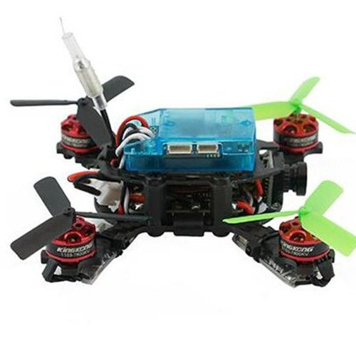 Kingkong Q90 FPV Brushless Racer drone ARF w F3 Flight Controller 800TVL camera
