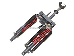 Tricycle, Three Wheel Motorcycle Spare Parts - Front Shock Absorber with 4 Dampers