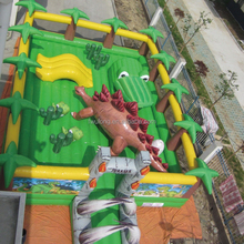 PVC 0.55mm inflatable bouncer/inflatable water slide/inflatable castle for sale