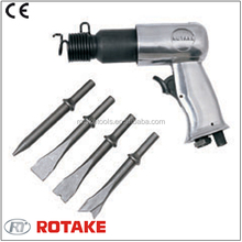150mm Mini Air Pneumatic Jack Hammer (With 4 Chisels)