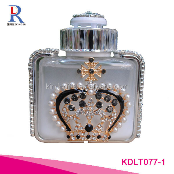 Diamond shaped perfume bottles,lady diamond perfume bottle,bottle czech perfume