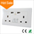 220V UK usb wall socket Extension Socket Type and Standard Grounding surge protector power strip with USB