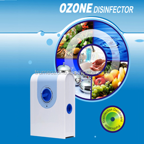 Water Ozone Cleaner with Timer and Cycle