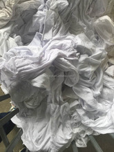 wholesale cheap hosiery cloth cutting industrial cotton rags 25kg cotton rag bales